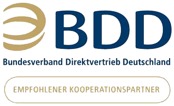 Empfohlener Kooperationspartner des Bundesverband Direktvertrieb e.V.